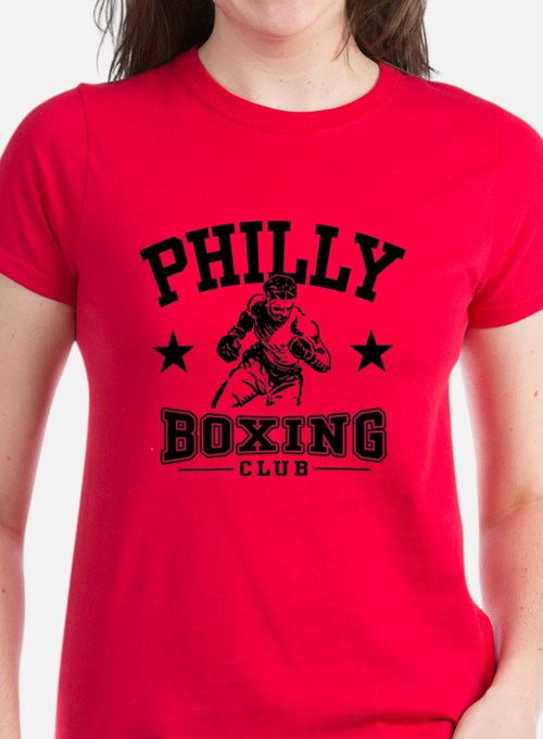 Philadelphia boxing t shirts shirts tees custom for Custom boxing t shirts