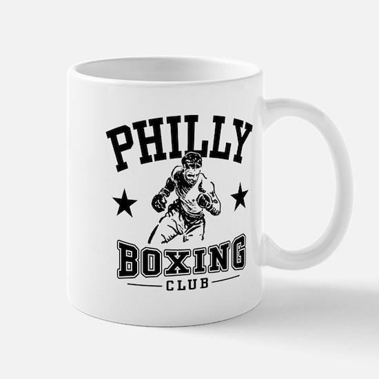 Philly Boxing Mug