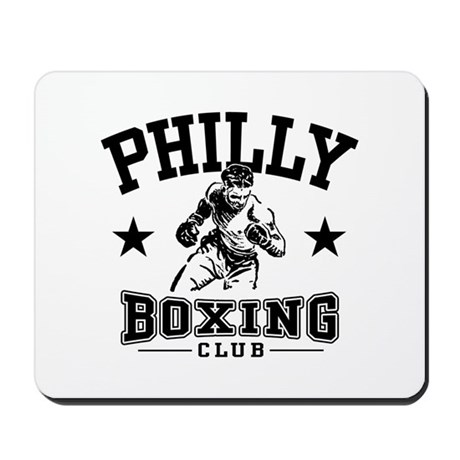 Philly Boxing Mousepad