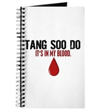 In My Blood (Tang Soo Do) Journal