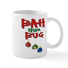 Bah Humbug Broken Christmas Ornaments Mug