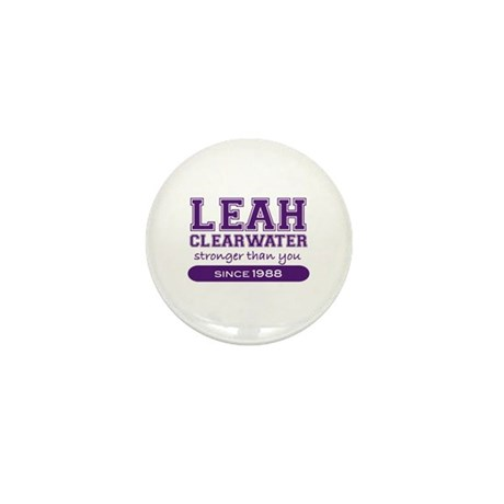 Leah Clearwater, Stronger Tha Mini Button
