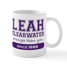 Leah Clearwater, Stronger Tha Mug