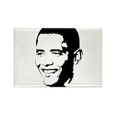 Barack Obama Rectangle Magnet
