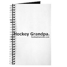 Hockey Grandpa. Journal