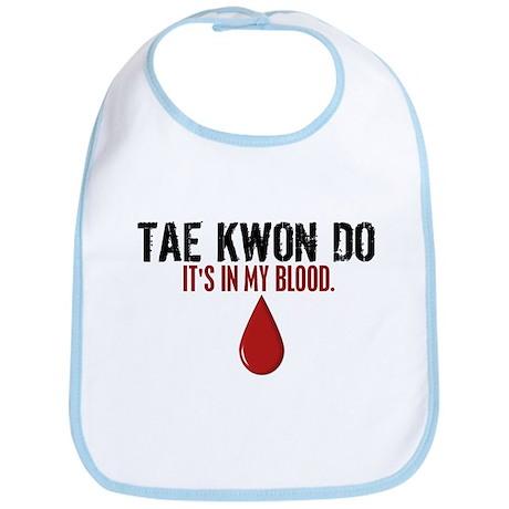 In My Blood (Tae Kwon Do) Bib