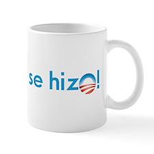 Spanish Obama Mug