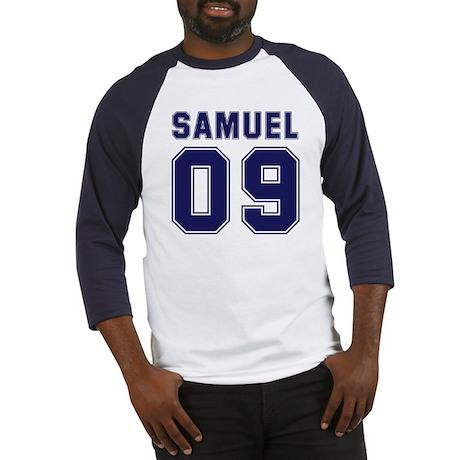 Samuel 09 Baseball Jersey
