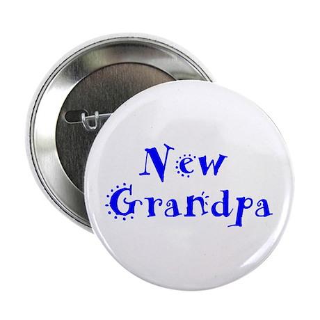 """New Grandpa 2.25"""" Button"""