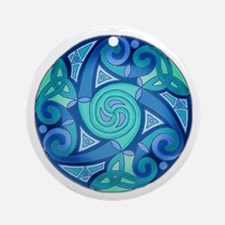 Celtic Planet Keepsake Ornament