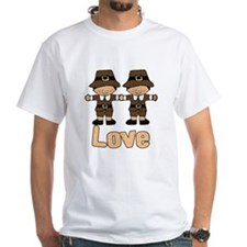 Gay Pilgrims (large) Shirt