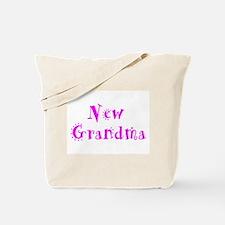 New Grandma Tote Bag