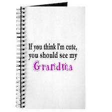 If You Think Im Cute, You Should See My Grandma Jo