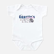 Unique Silent ranks Infant Bodysuit