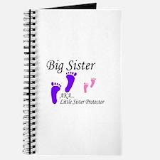 Cute Best big sister Journal