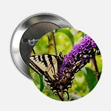 "Butterfly / 2.25"" Button"