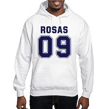 Rosas 09 Hoodie