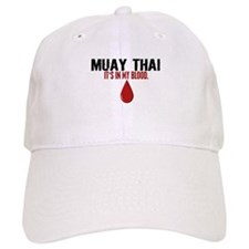 In My Blood (Muay Thai) Baseball Cap
