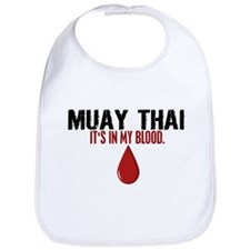In My Blood (Muay Thai) Bib