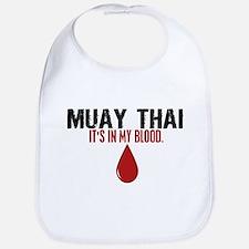 In My Blood (Muay Thai) Bib