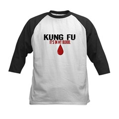 In My Blood (Kung Fu) Tee
