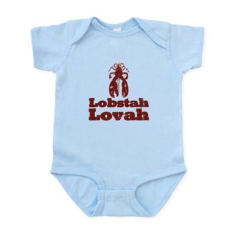 Lobstah Lovah Infant Bodysuit