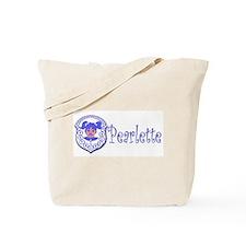 Pearlette Curlz Tote Bag