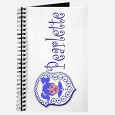Pearlette Curlz Journal