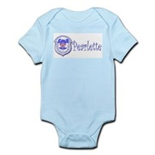 Pearlette Curlz Infant Bodysuit