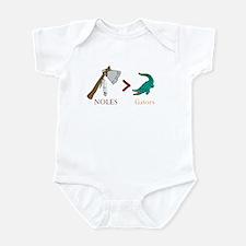 Florida State Infant Bodysuit