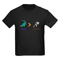 Gators > Noles Kids Dark T-Shirt