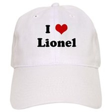 I Love Lionel Baseball Cap