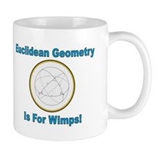 Euclidean Geometry Mug