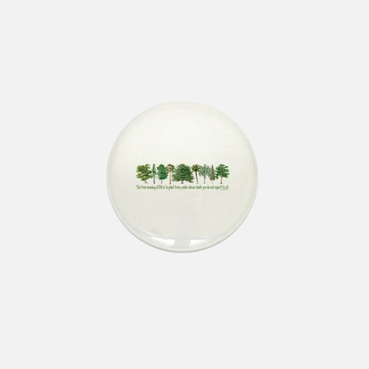 Plant a Tree Mini Button (10 pack)