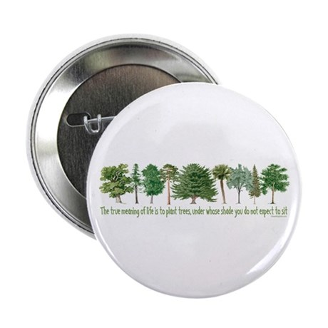 """Plant a Tree 2.25"""" Button (10 pack)"""