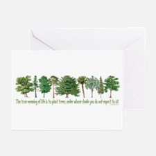 Plant a Tree Greeting Cards (Pk of 10)