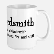 Wordsmith Large Mug