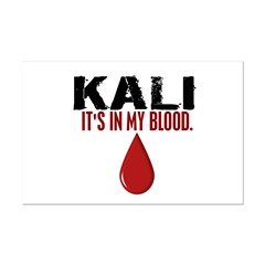 In My Blood (Kali) Posters
