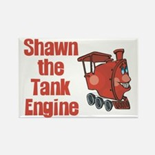 Shawn the Tank Engine Rectangle Magnet