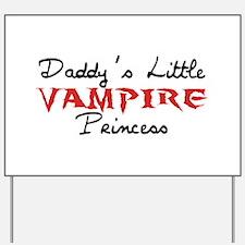 Cute Buffy Yard Sign