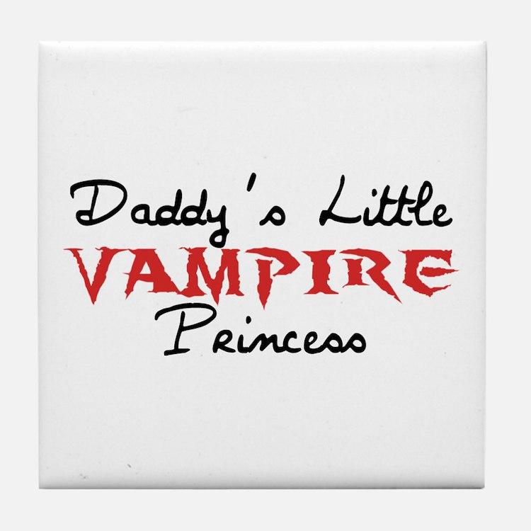 Cute Buffy vampire slayer Tile Coaster