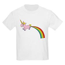 Unicorn Rainbow Poo T-Shirt
