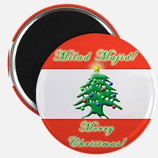 ''Milad Majid!'' Magnet