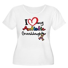 My Autistic Granddaughter T-Shirt