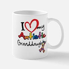 My Autistic Granddaughter Mug