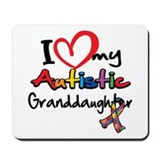 My Autistic Granddaughter Mousepad