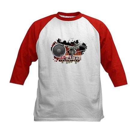 Hip Hop Kids Baseball Jersey