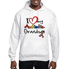My Autistic Grandson Hoodie