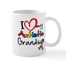 My Autistic Grandson Mug