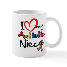 My Autistic Niece Small Mug